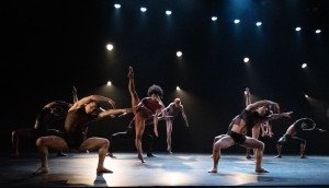 "Complexions dancers in Dwight Rhoden's ""Woke"" Photo by Nina Wurtzel"
