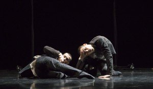 "Andrew Murdock and Michael Gross in Crystal Pite's ""The Other You"" Photo by Todd Rosenberg"
