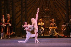 The Washington Ballet's Katherine Barkman and Rolando Sarabia, photo by xmb Photography