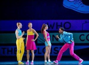 New York City Ballet's Easy    choreographed by Justin Peck, photo by Paul Kolnik