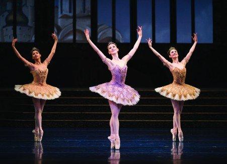 San Francisco Ballet in Tomasson's The Sleeping Beauty Photo © Erik Tomasson
